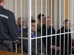 Прокурор: Статкевичу и Класковскому - 8 лет, Уссу - 7 лет усиленного режима