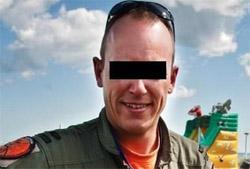 F-16 pilot arrested for espionage