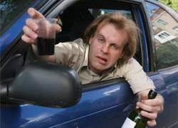 С 12 августа алкоголь за рулем под запретом
