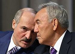 Лукашенко ищет спасения у Назарбаева
