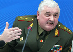 Lukashenka appoints Maltsaw as new border control chief