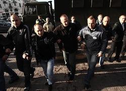 Протестующих минчан разгоняли слезоточивым газом (Видео, фото)