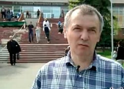 Alyaksandr Kruty may be released today
