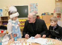 Дзеці назвалі Лукашэнку дурнем