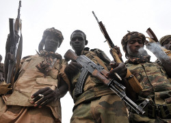 Беларусь  поставляет оружие в воюющий Дарфур