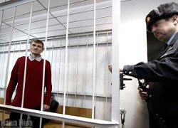 Syarhei Kavalenka fell unconscious at court (Photo, video)