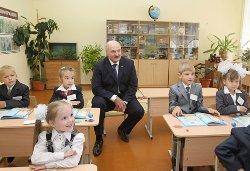 Колю Лукашенко обижают одноклассники?