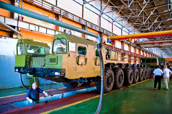Authorities agreed about the sale of Minsk Wheel Tractor Plant