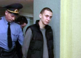 Political prisoner Frantskevich thrown into punishment cell