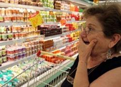 Беларусь лидирует по росту цен среди стран бывшего СССР