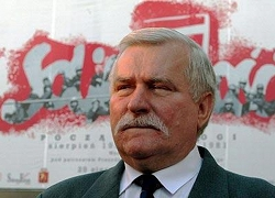 Lech Walesa: Ukraine will win, Putin stands no chance