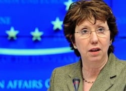 Catherine Ashton expresses regret