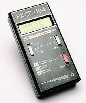 Радиометр-дозиметр РКСБ-104.