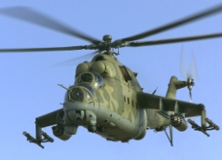 Россия все-таки отправит в Сирию вертолеты Ми-25
