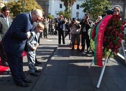 Lukashenko not to delegate power even Kolya