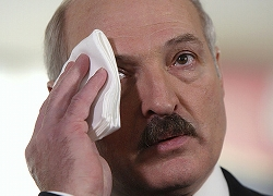 Lukashenka fears to be ousted by West