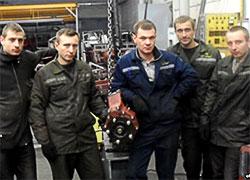 В Бобруйске бастуют рабочие завода тракторных деталей