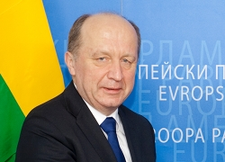 Andrius Kubilius: The European Union must have a clear strategy for Belarus, Russia, and Ukraine