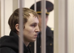 They burn Dashkevich�s letters in the prison to warm up