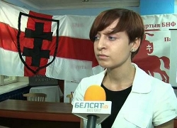 Касю Галицкую приговорили к 10 суткам ареста