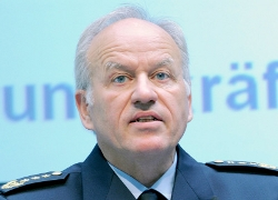 German Federal Police Chief dismissed for contacts with Belarusian powers