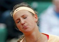 Азаренко снялась с турнира в Индиан-Уэллсе из-за травмы