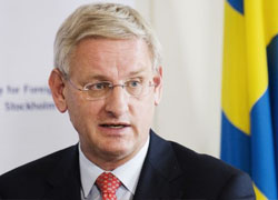 Bildt: Swedish authorities are not related to the �teddy bear invasion�