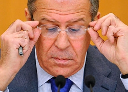 Lavrov chose not to talk to Belarusian journalists