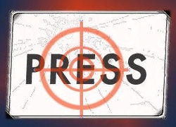 Warning issued to journalist for cooperation with foreign mass media