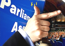 Belarusian representative kicked out of PACE session