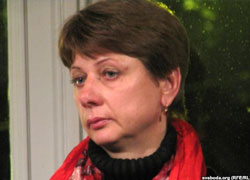 Lubou Kavaleva: I can�t get my son back � neither alive, nor dead