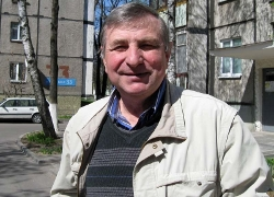 Opposition activist searched on Belarusian-Ukrainian border