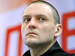 Udaltsov arrested on tip-off from Belarusian KGB