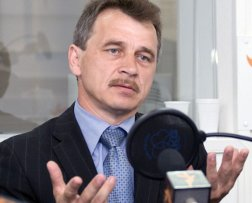 Lyabedzka: OSCE wants to discuss crime fighting with criminal