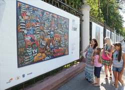Artists leaving Zabor art project over censorship