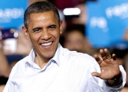 Barack Obama elected as U.S. President