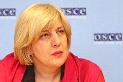 Дуня Миятович: Безопасность журналистов – ключевая задача