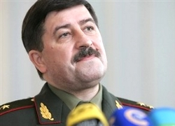 Lukashenka removes KGB head Zaitsau from post