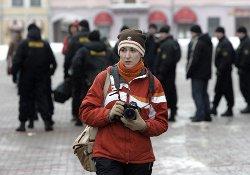 У журналистки Юлии Дорошкевич на границе изъяли фотоальбомы