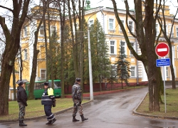 Mass detentions because of the explosion in Vitebsk