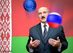 European Union and Russia save Lukashenka�s regime from default