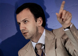 Dvorkovich counts to feed Kaliningrad with Belarusian food