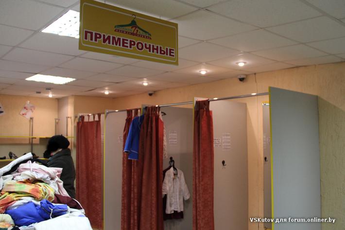 в российских магазинах в раздевалках скрытые камеры