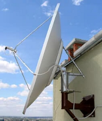 Satellite dishes to be banned?