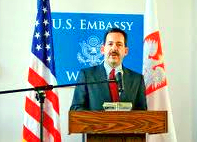 Democratisation of Belarus remains priority for US
