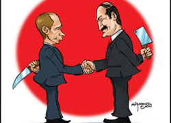 Lukashenka spills the beans about Putin
