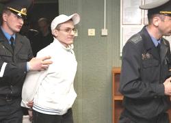 Политзаключенного Дедка осенью дважды бросали в карцер