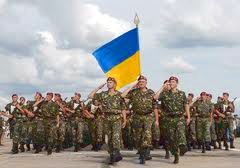 Ukraine creates professional army