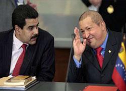 Чавес назвал преемника