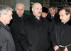 Lukashenka ordered to drive the administration of the Bellegprom out by the evening �